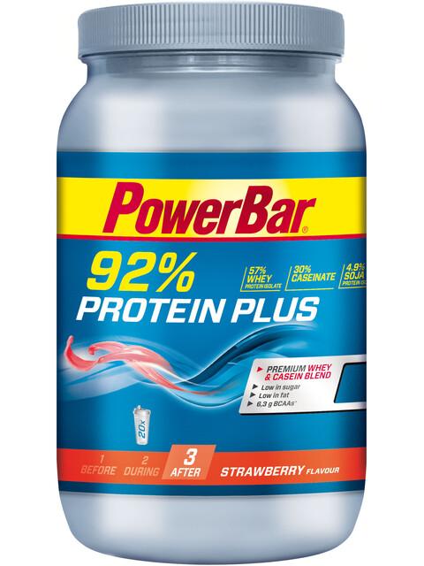 PowerBar ProteinPlus 92% - Nutrition sport - Strawberry 600g